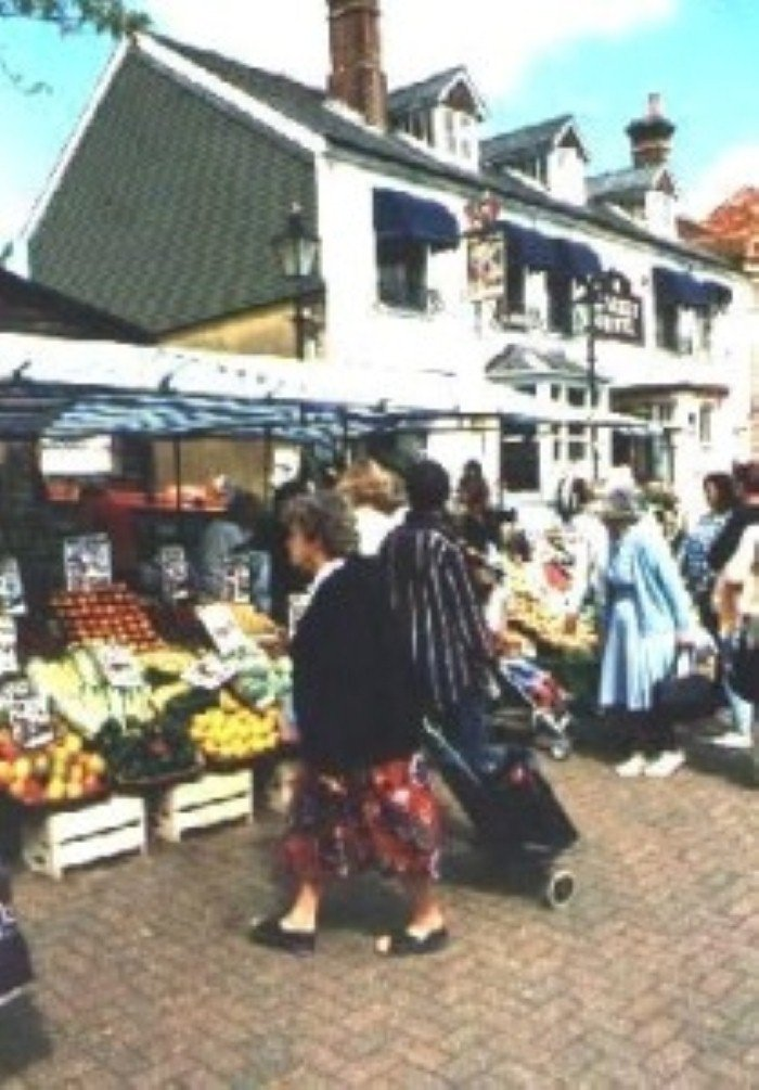 Guide to the top markets of Amsterdam