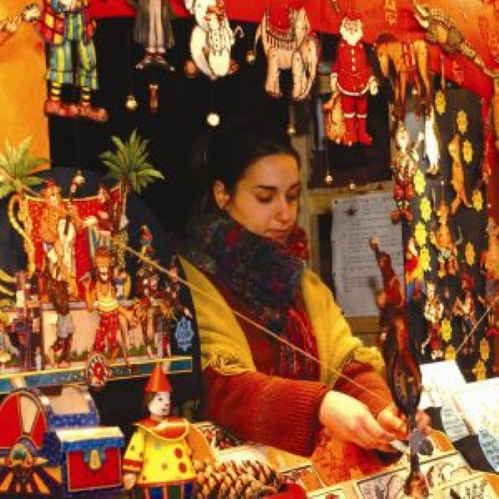 Get in the mood for the festive season by visiting Amsterdam's Christmas markets