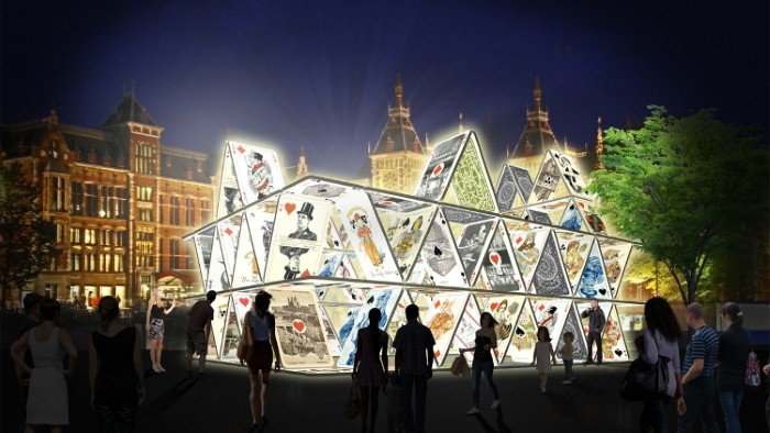 Over 40 international architects light up Amsterdam