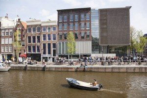 2015 Anne Frank visitor number rises to 347 people per hour