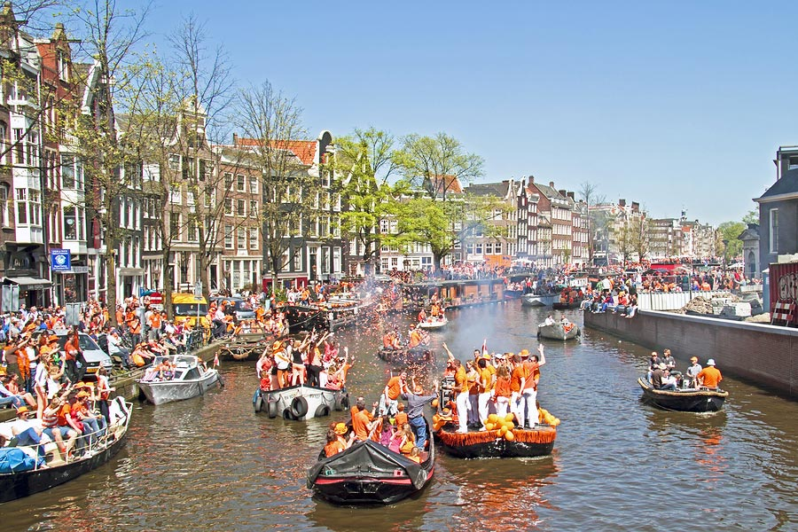 Festivals and events in Amsterdam