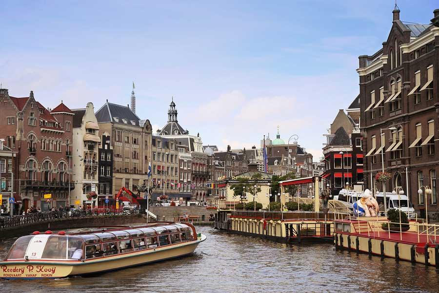 Amsterdam transportation options | Amsterdamapartments