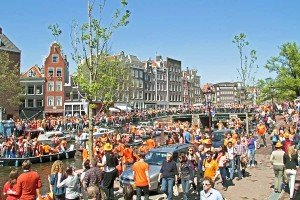 King's Day Amsterdam 2017