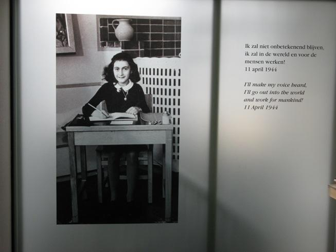Anne Frank House – An afternoon at the Anne Frank House Museum