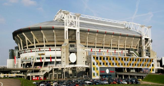 The Amsterdam Arena – More than an Impressive Football Stadium – A New Town in Amsterdam