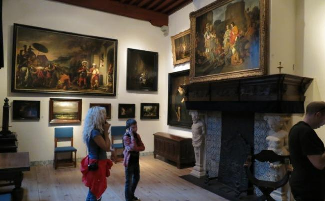 Rembrandt House Museum – Go back in time with Rembrandt