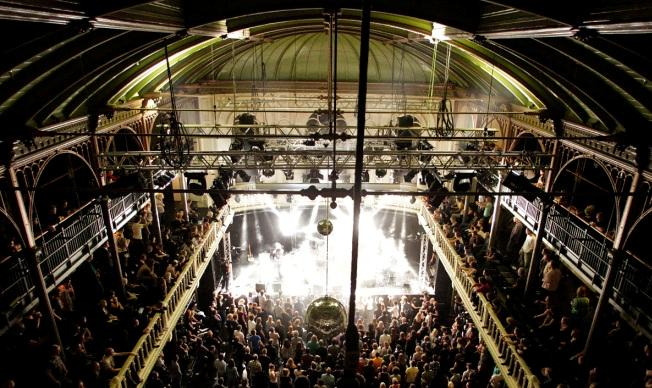 Club Paradiso – A Mystical Fun Recipe for Live Concerts, Club Music, Culture, and More