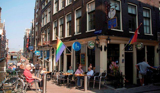The Gay Zeedijk