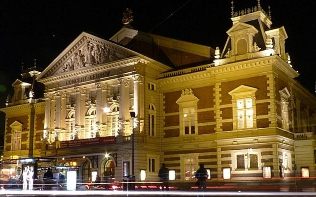 Concertgebouw, Amsterdam – The perfect setting for an unforgettable performance