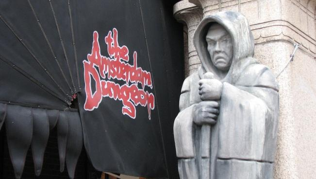 Amsterdam Dungeon – A fun, yet scary adventure back in time