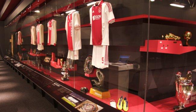 Ajax Experience, Amsterdam – An hour of interaction and entertainment