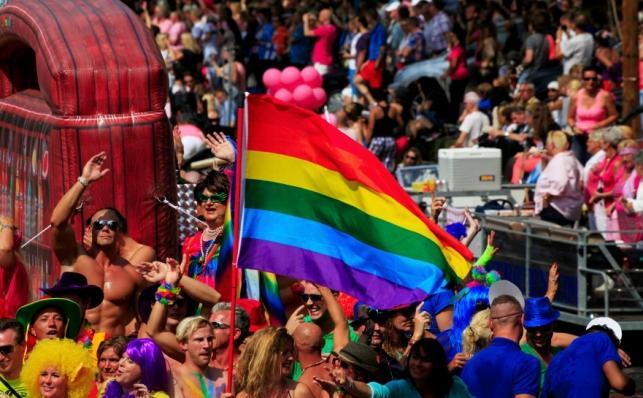 Amsterdam Gay Pride