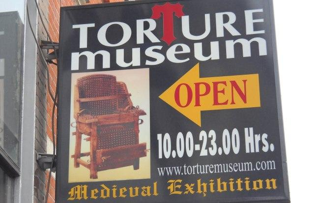 Amsterdam's Torture Museums