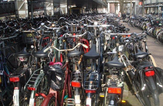 Renting Bikes in Amsterdam