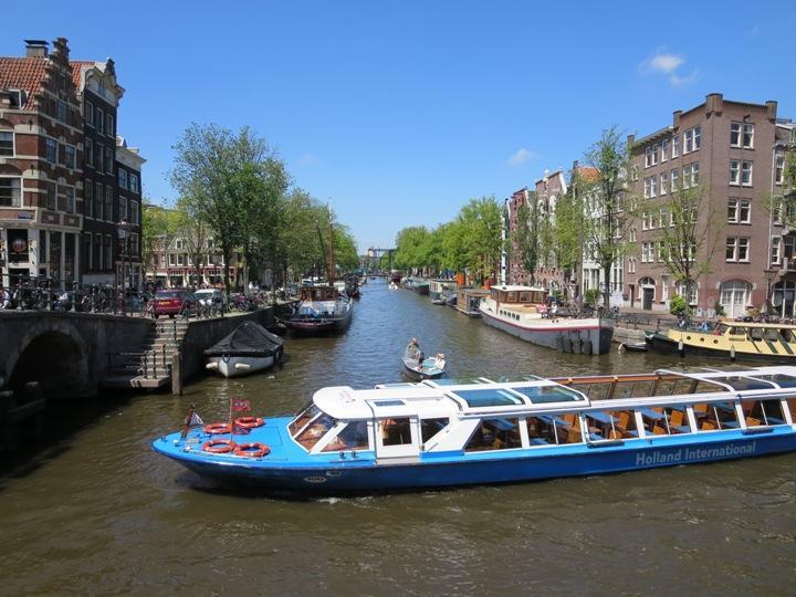 Top 5 Ways To Get Around Amsterdam