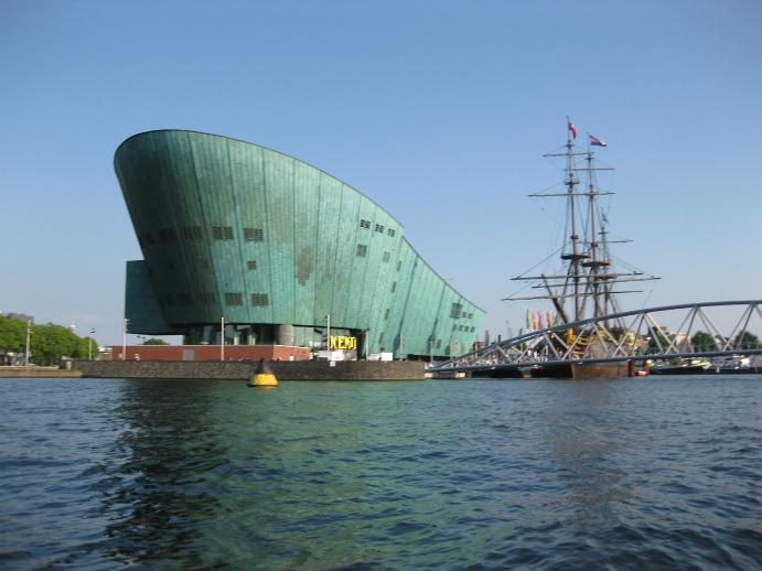 Top 5 Weirdest Buildings in Amsterdam