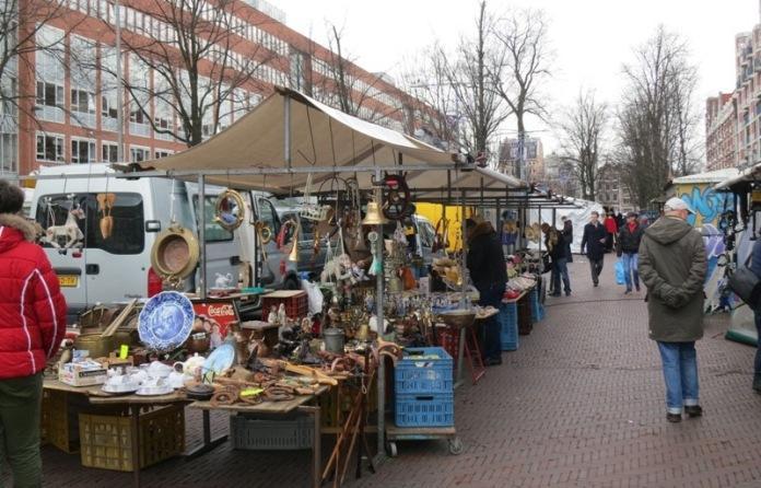 The Waterlooplein Flea Market – A true Amsterdam goldmine