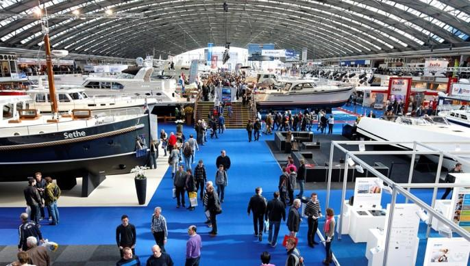 HISWA – The successful annual water-themed exhibition taking place at Amsterdam RAI
