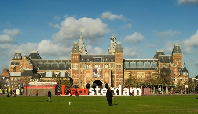 Museum Quarter – The home of art and culture in Amsterdam