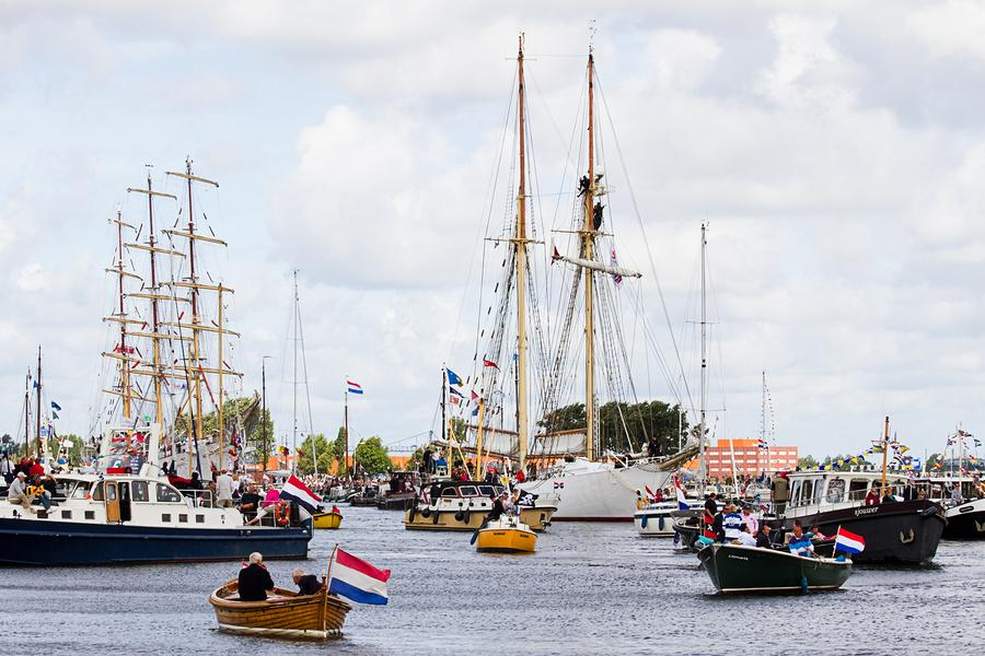 SAIL Amsterdam – the largest nautical event in the world